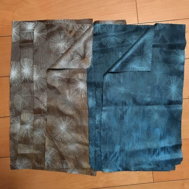 細緻布樣 桌墊 桌巾 墊布