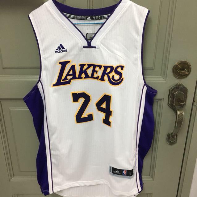 Adidas Nba lakers basketball jersey kobe bryant