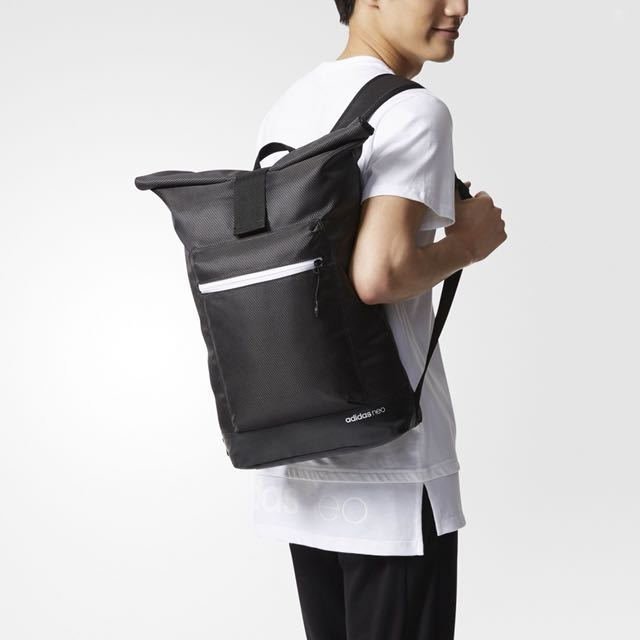 7211274a81 Adidas Neocity Roll-up Backpack