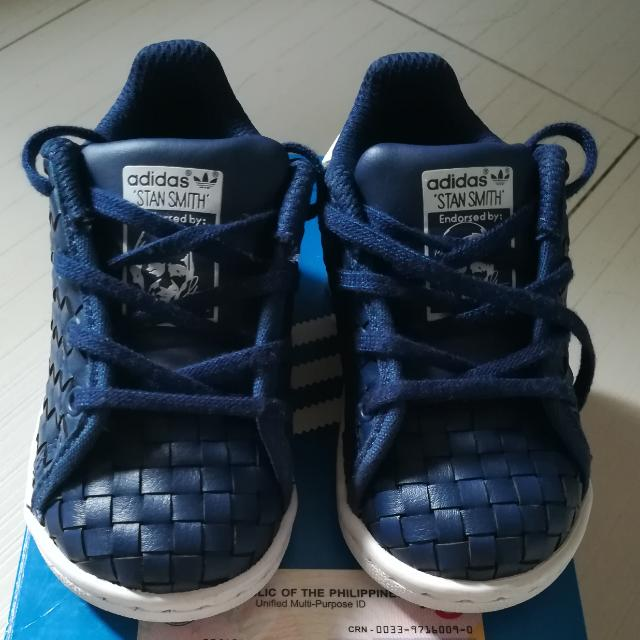 REPRICED!!! adidas stansmith blue