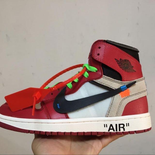7f669e7a44eb6a Air Jordan 1 x Off White