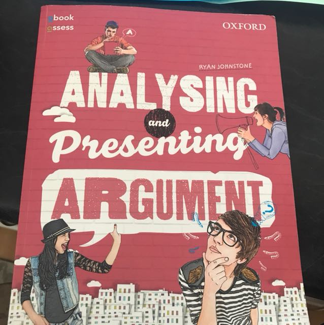 Analysing and presenting arguments