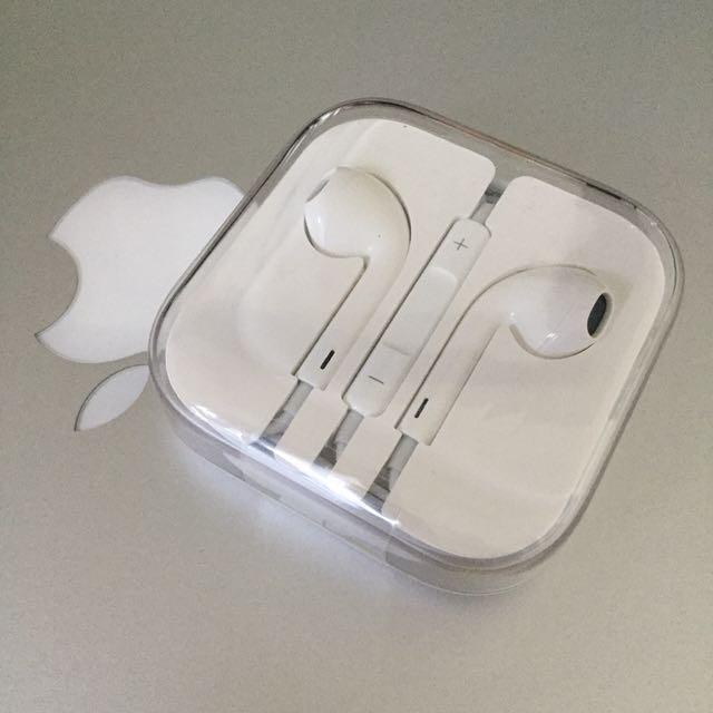 Apple iPhone 耳機 原廠耳機