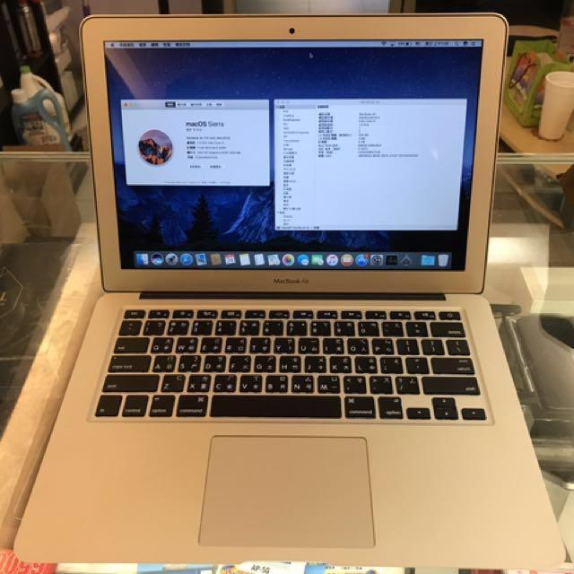Apple MacBook Air 2014 2013中 i5 256ssd