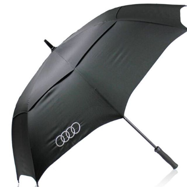 Audi Car Umbrella Furniture Home Decor On Carousell - Audi umbrella