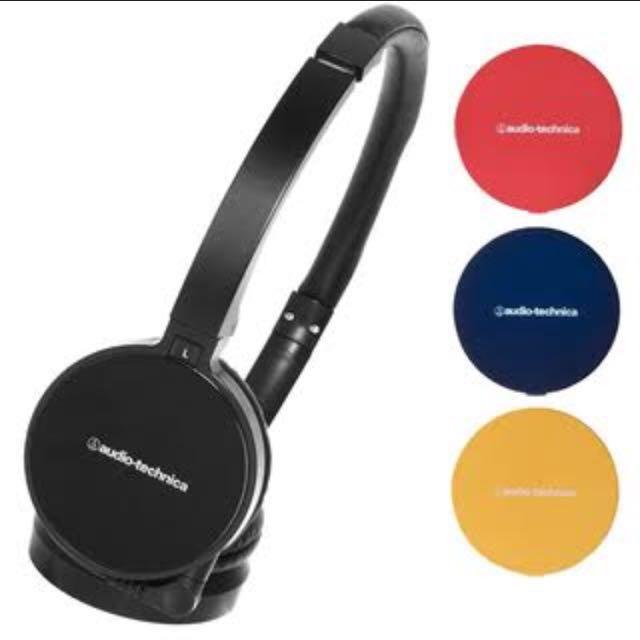 Audio-Technica Interchangeable Headphones