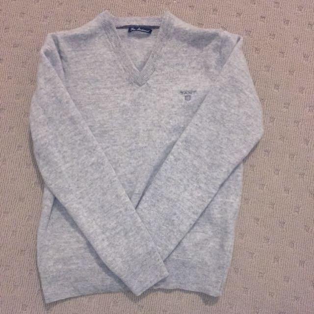 authentic gant sweater