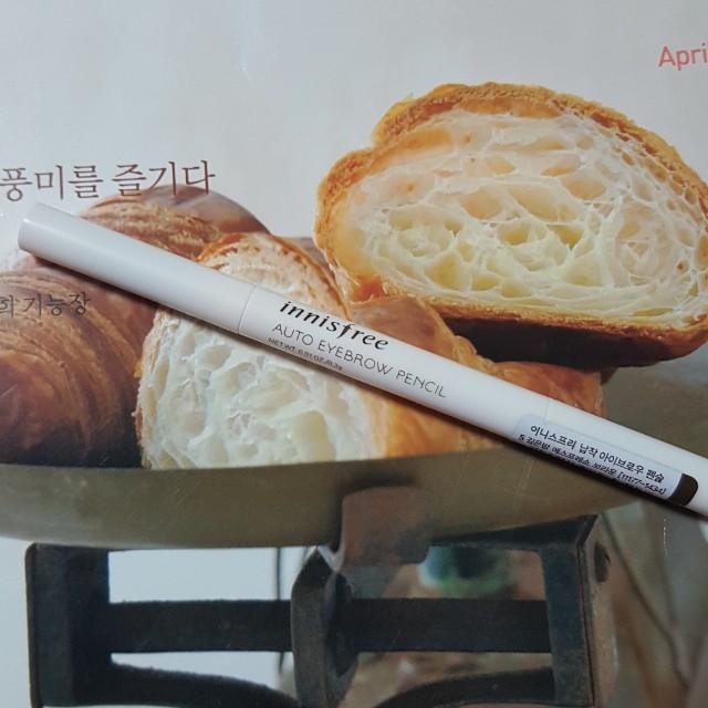Authentic Innisfree Auto Eyebrow Pencil