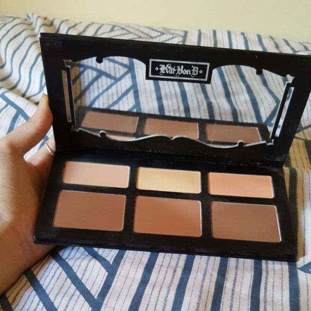 Authentic Kat Von D Shade and Light