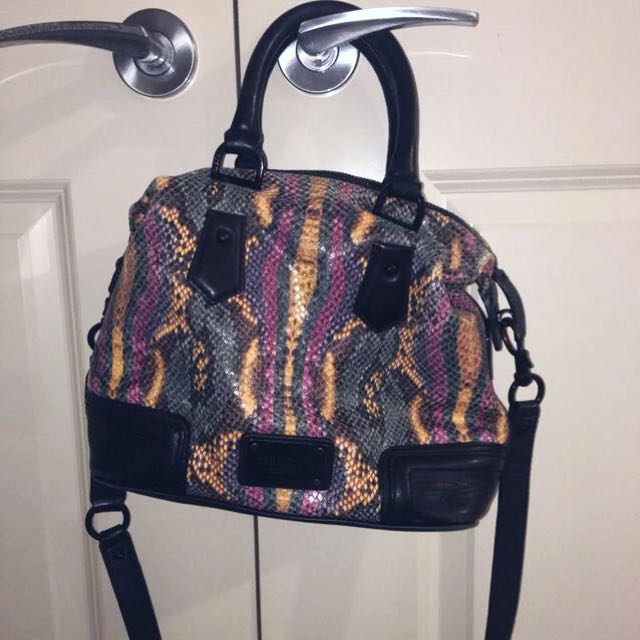 authentic oroton sling bag