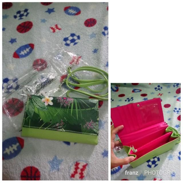 Avon sling wallet