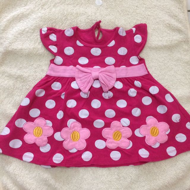 Baby Dress 12mos++