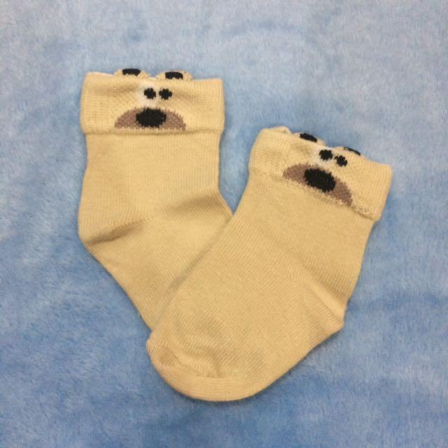 Baby socks 0-6m