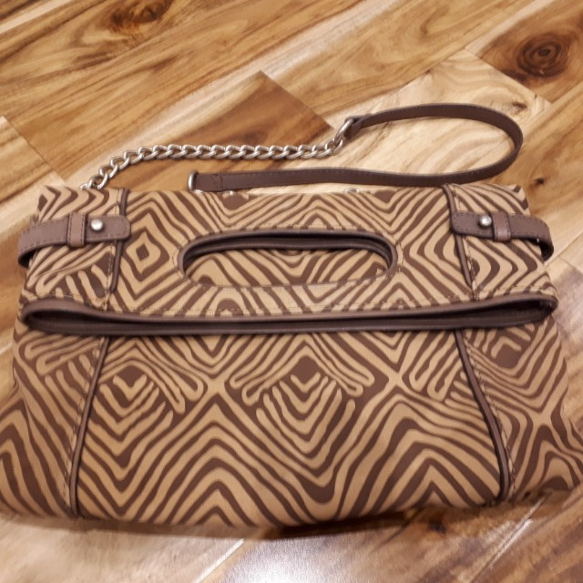 BCBG leather purse
