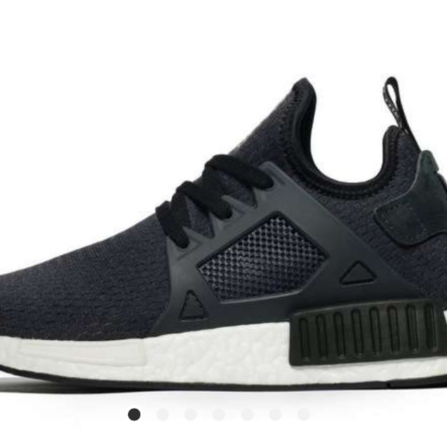 d1d9ef8e4 ... australia bnib adidas nmd xr1 core black mens fashion footwear on  carousell 17fdd daf87