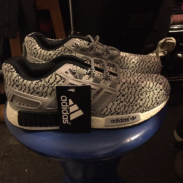 Brand New Adidas Sneakers With Tags