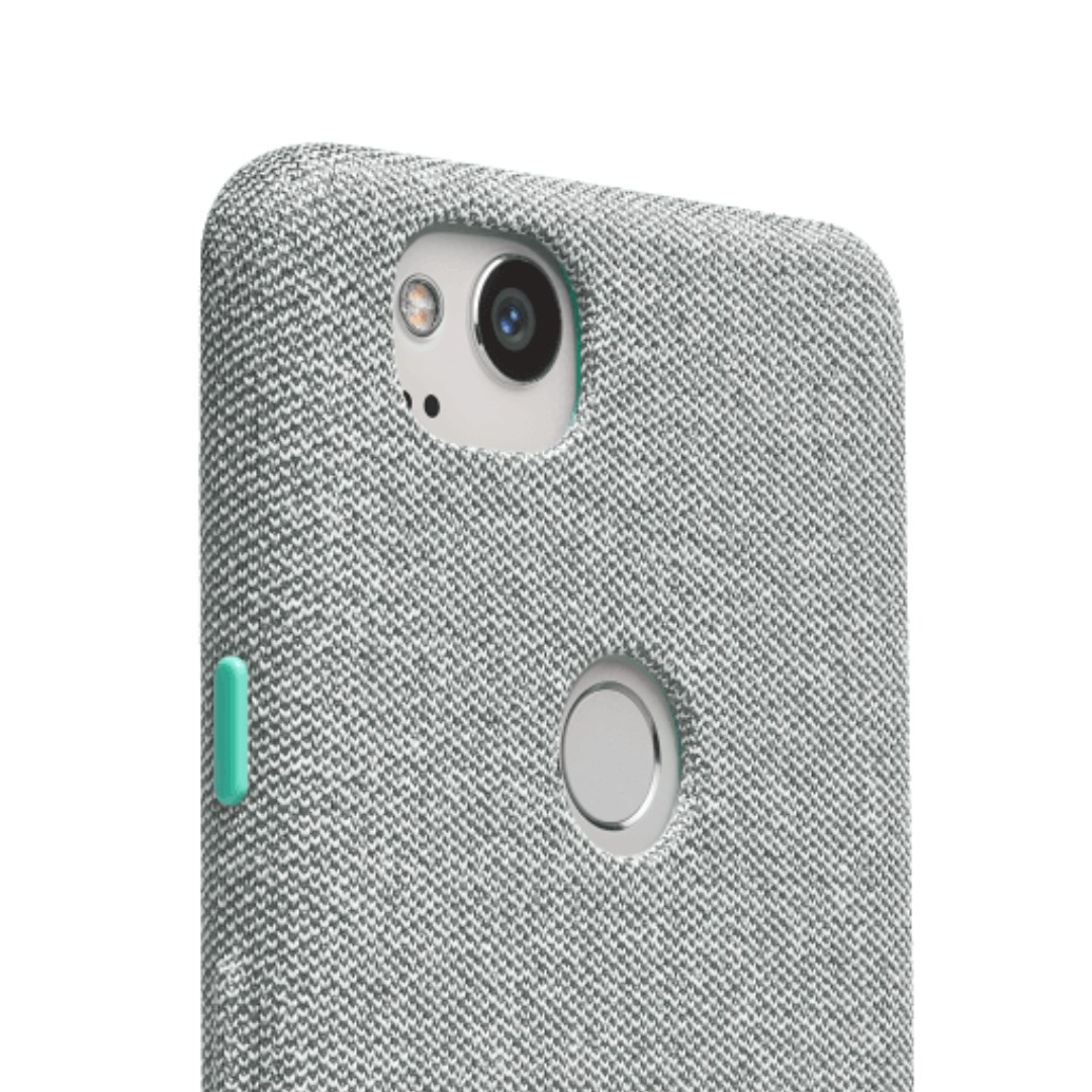 separation shoes c314e 2c8a1 Brand New Google Pixel 2 XL Fabric Cement Case (BEST PRICE)
