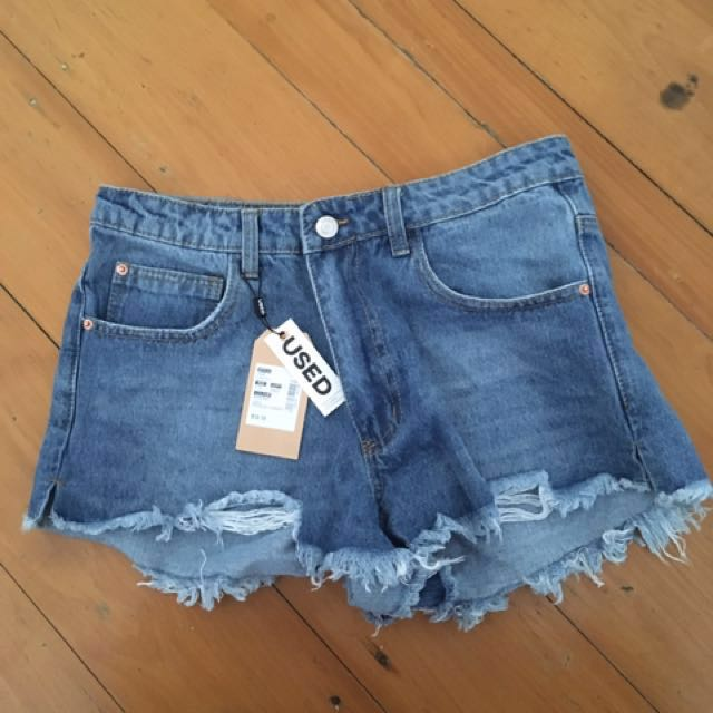 BRAND NEW!! USED denim shorts