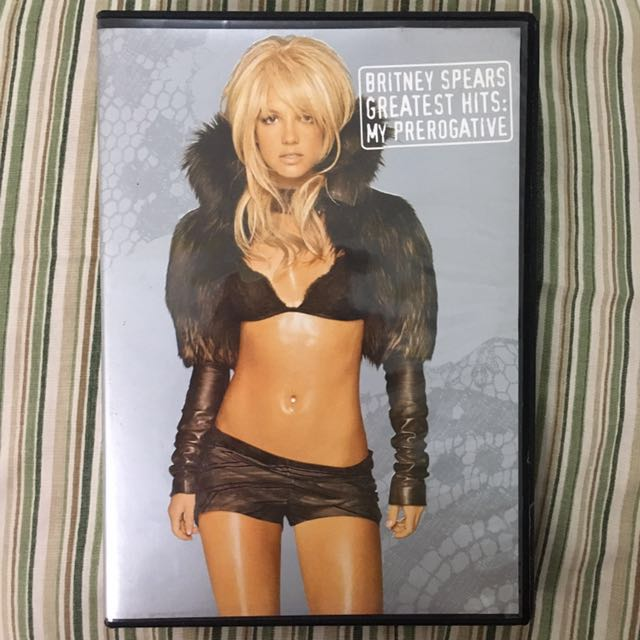 Britney Spears: My Prerogative (Greatest Hits DVD)