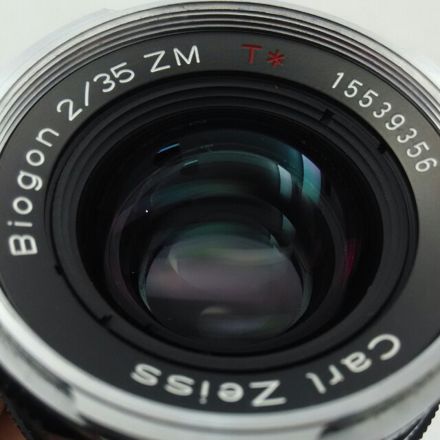 Carl Zeiss 35mm Biogon F2 T* ZM mount, Photography on Carousell