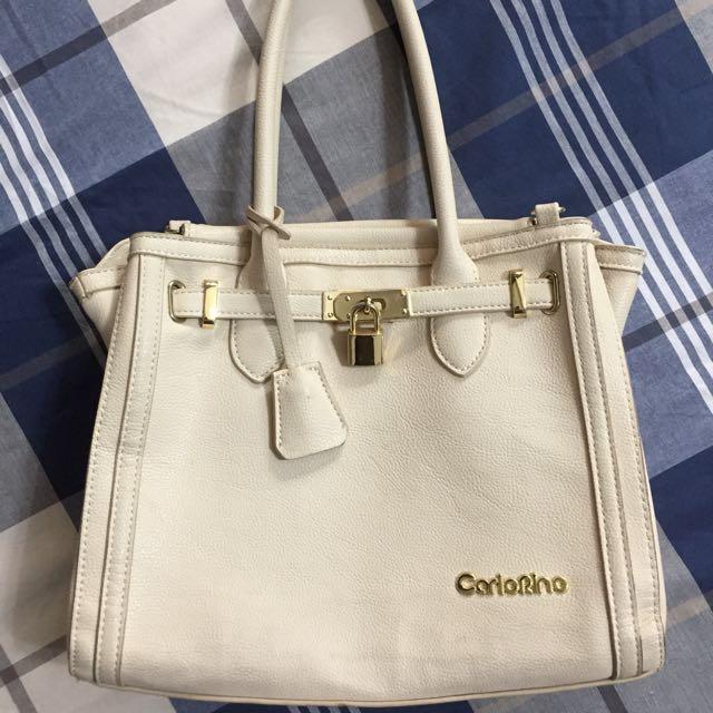 Carlo Rino Handbag Authentic