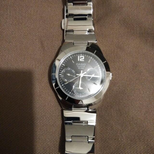 CASIO 鏈錶