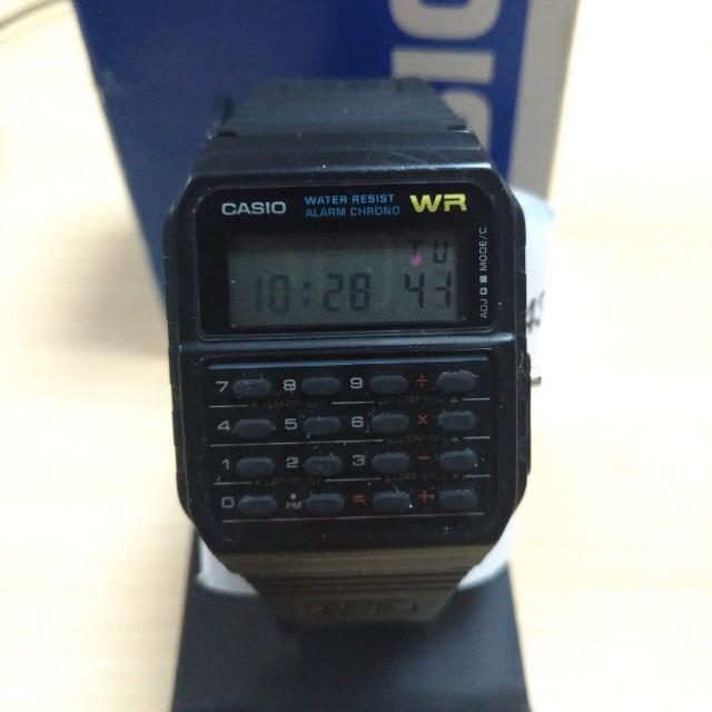 Casio Data Bank Men's Watch