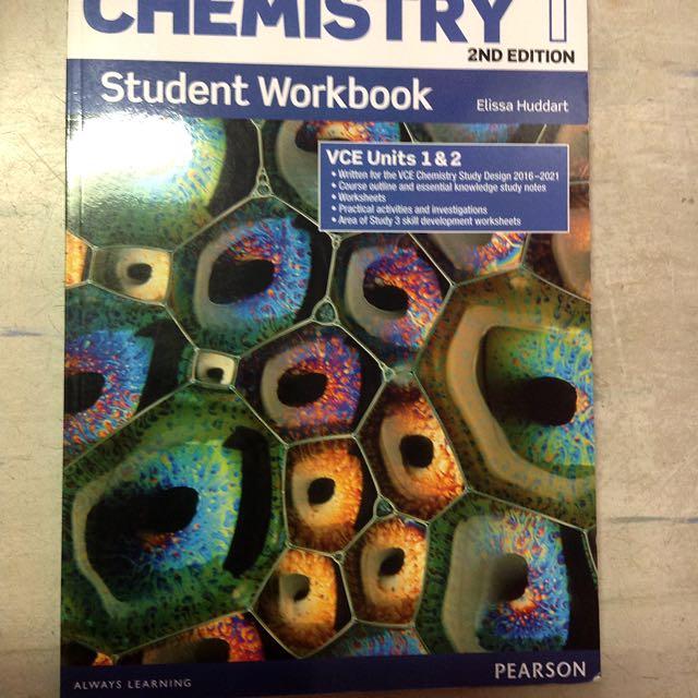 Chemistry 1 heinemann 5th edition