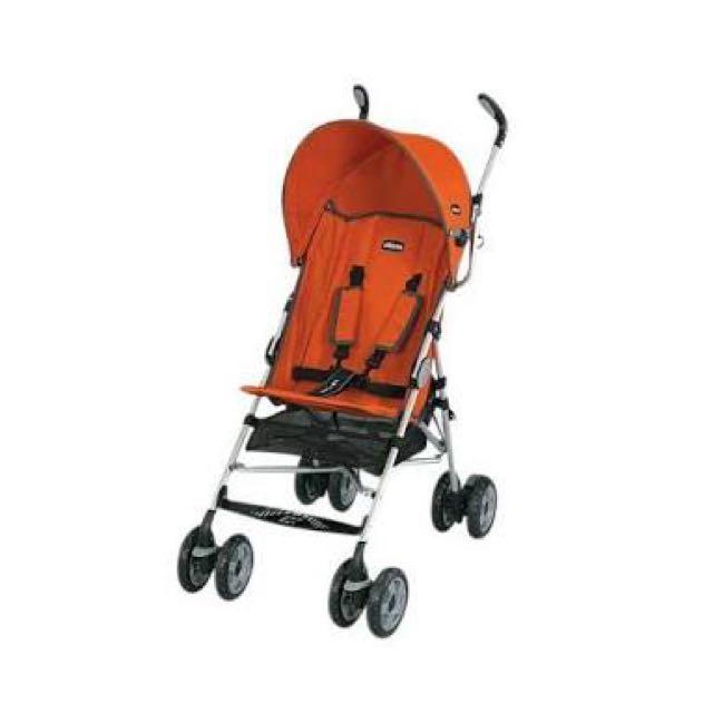 Chiccco capri light weight stroller