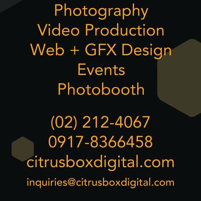 Citrusbox Digital Photography &  Photo Booth