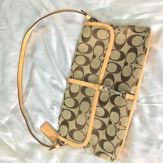 Coach Date Bag