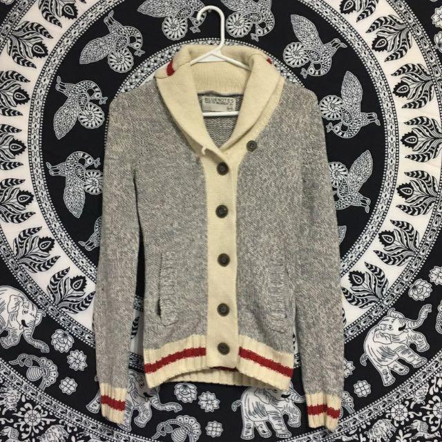 Cozy knit sweater, XS-S