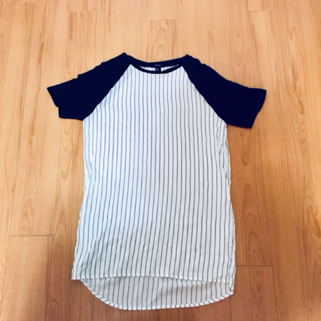 Cute t-shirt dress