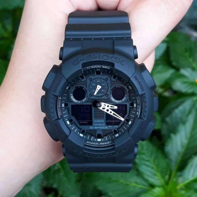 Dark Knight G-Shock