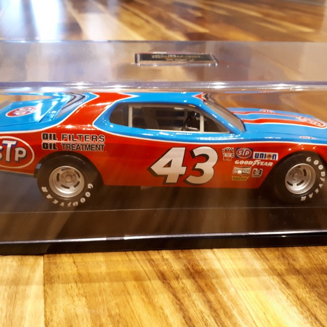Diecast car collectible