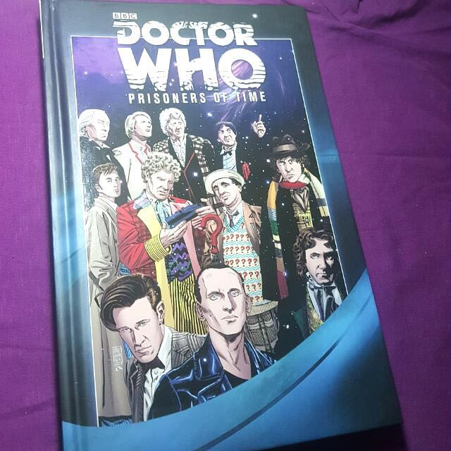 Doctor Who: Prisoners of Time (The Complete Series)