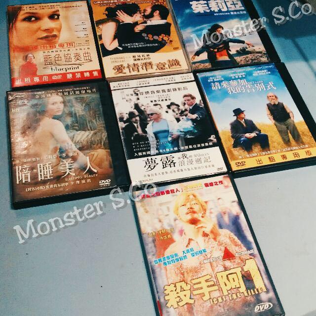 二手DVD/電影📀《50元🎆出清》