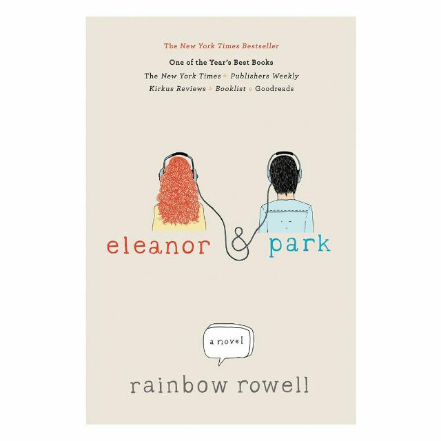 Eleanor & Park by Rainbow Rowell  ||  PRE-ORDER