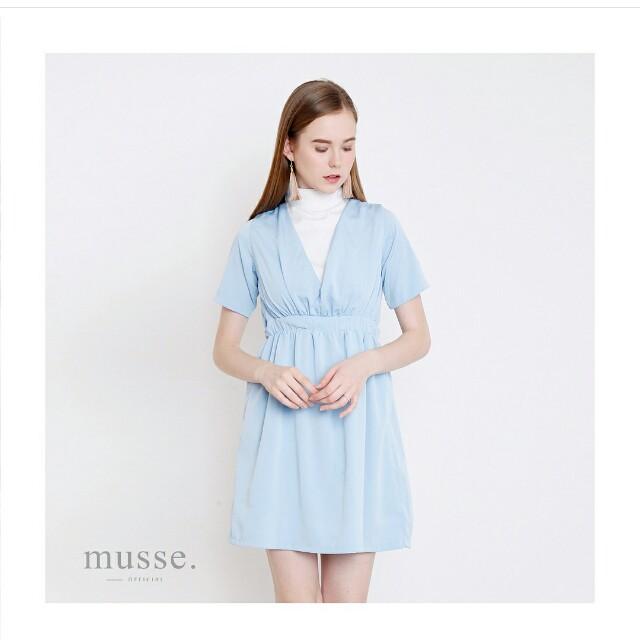 Ensly dress (blue)