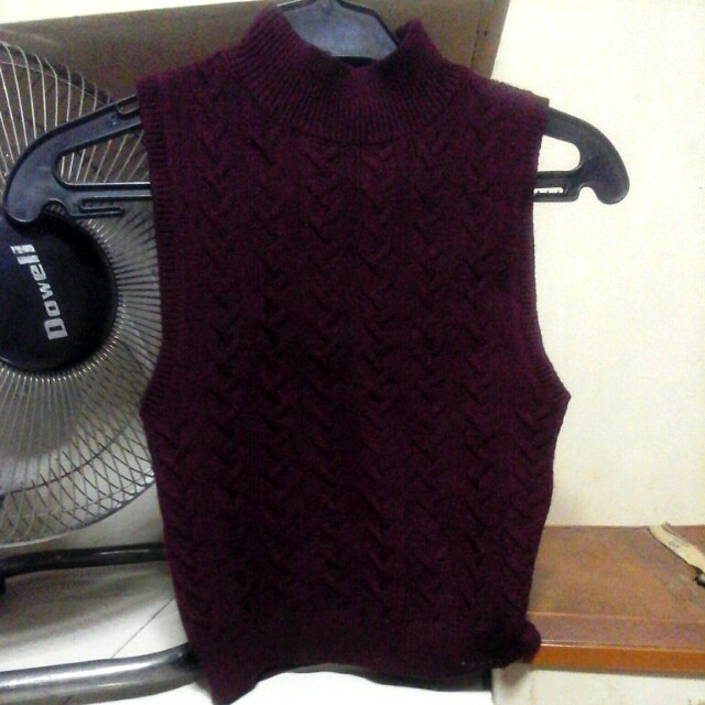 F21 knitted  croptop  (black ,gray )avail color