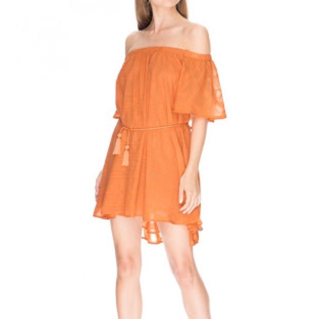 Finders Keepers Ruffle Dress