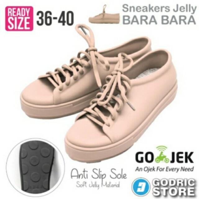 (Free Ongkir) Bara Bara Shoes Jelly