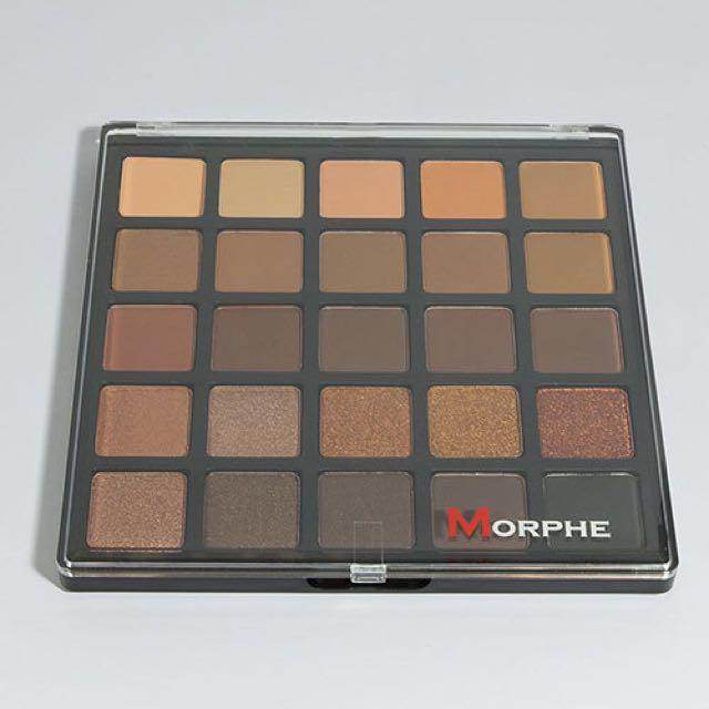 Free📮Authentic Morphe 25A copper spice palette
