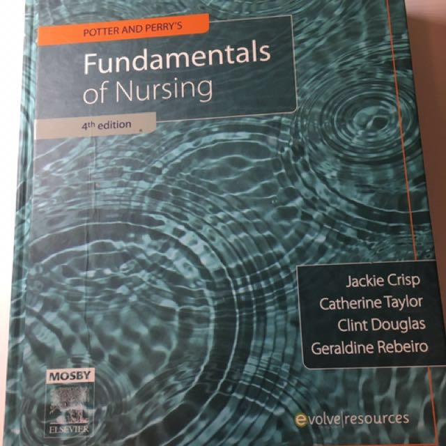 Fundamentals of nursing 4th edition