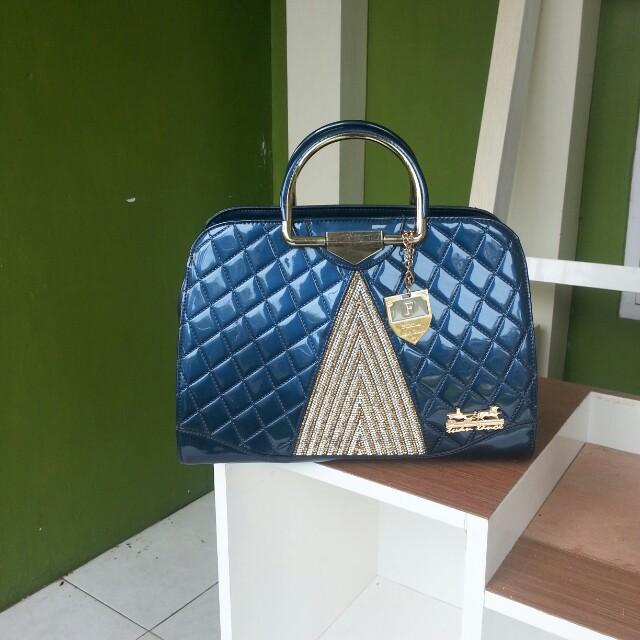 Furla Luxury Culture Blue