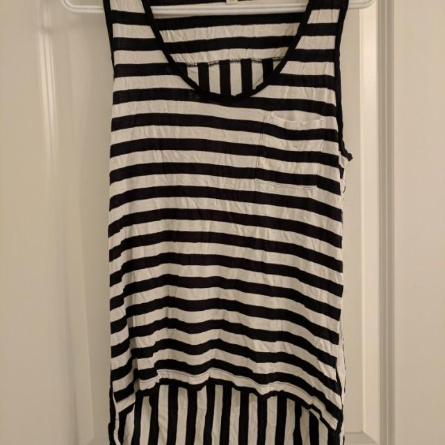 Gap striped shirt - never worn