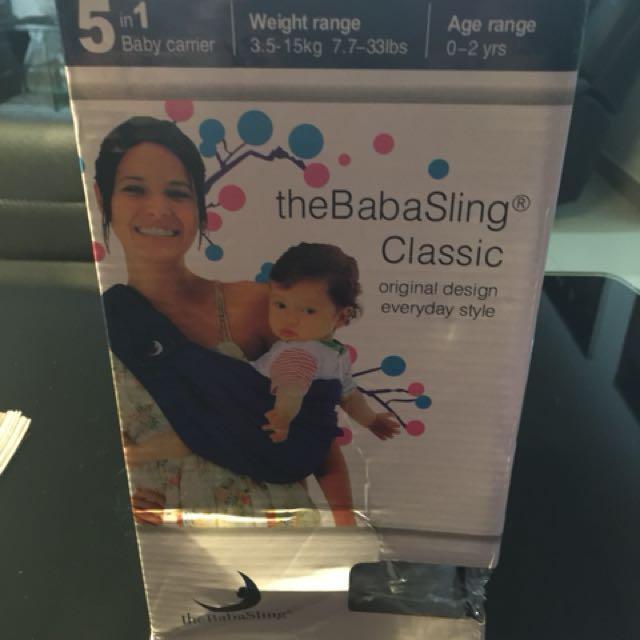 Gendongan classic baba sling