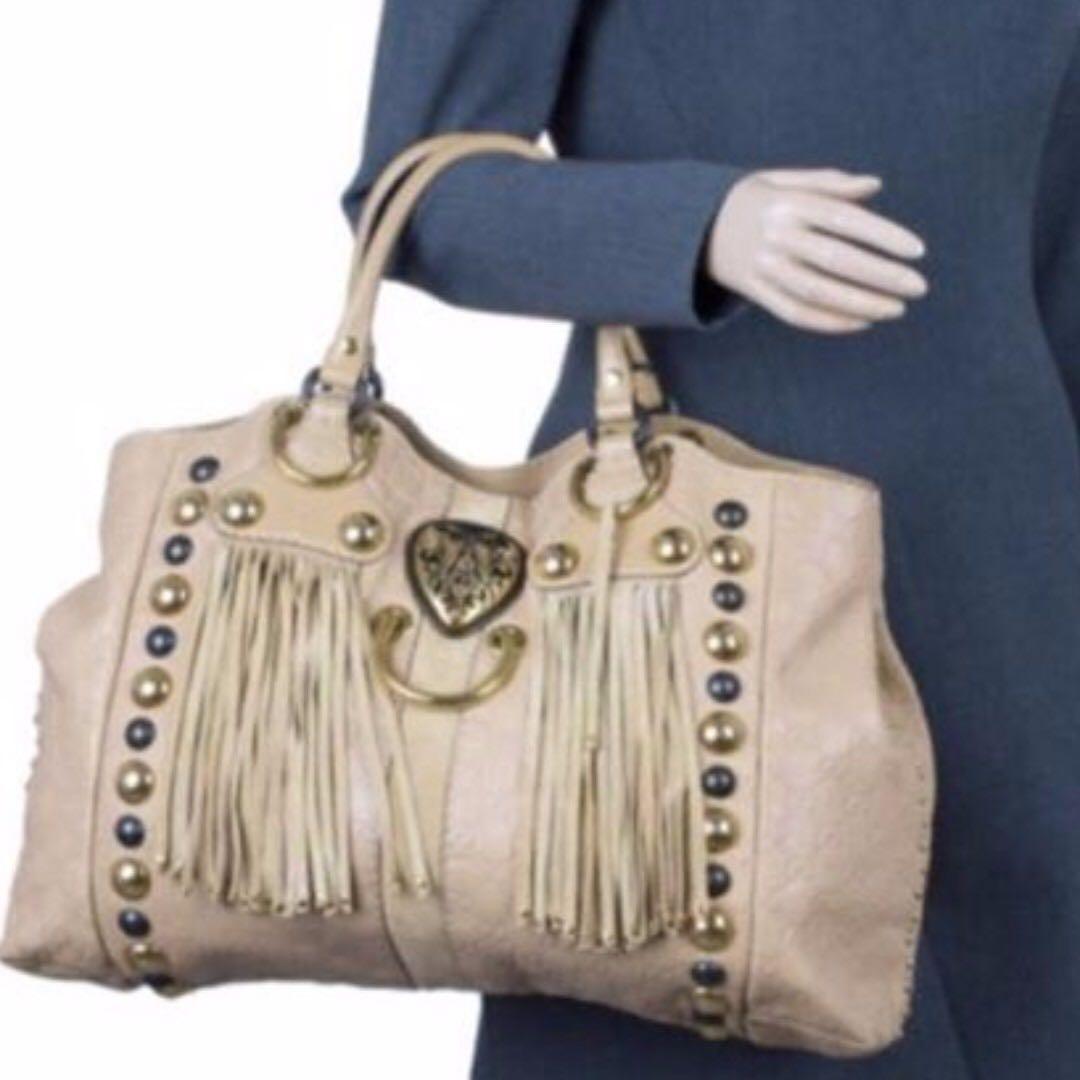 Gucci Guccissima Leather Tote