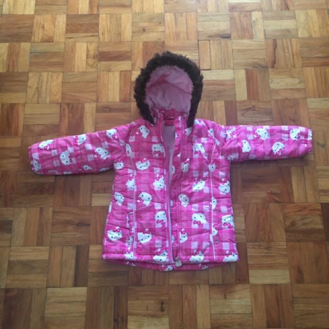 Hello Kitty Winter Jacket
