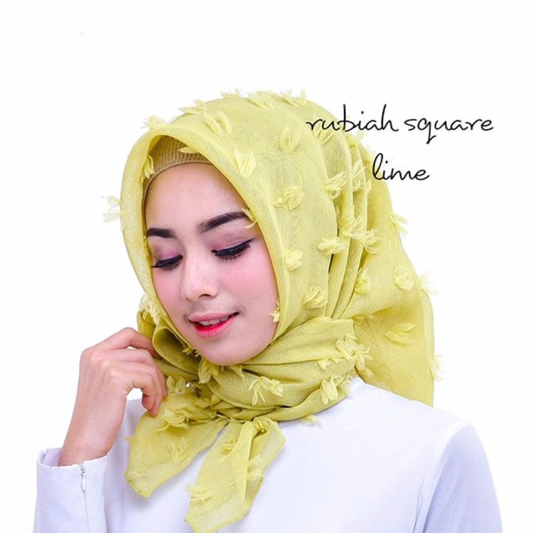 hijab rubiah linean